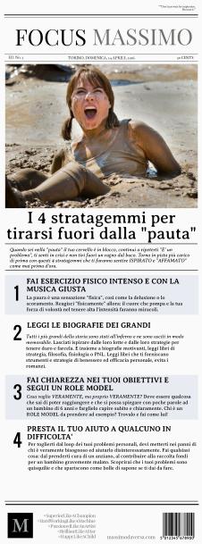 3 Focus Massimo