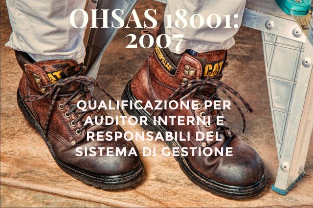 AUDITOR OHSAS 18001_2007