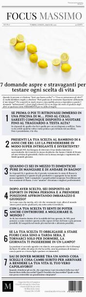 6 Focus Massimo